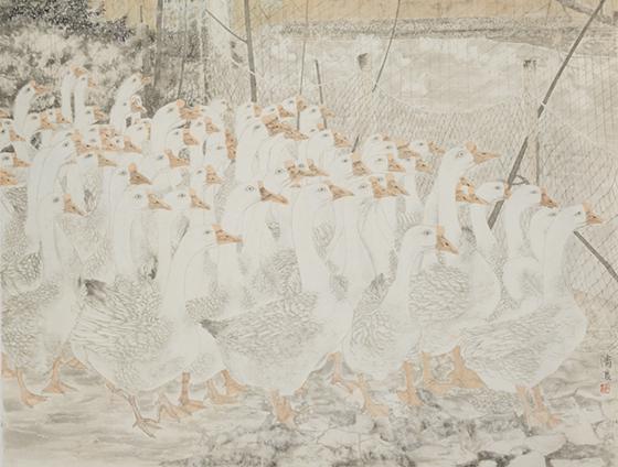 庆祝香港回归祖国20周年——全国中国画作品展
