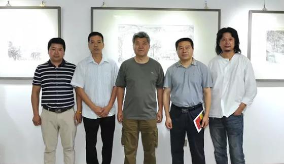 张维忠、陆千波、陈伯舸书画印精品展