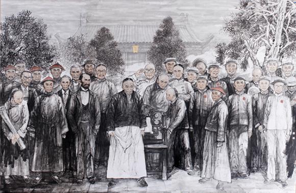 安徽书画40年精品晋京展