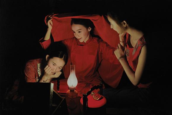 山东艺术学院建校六十周年美术作品展