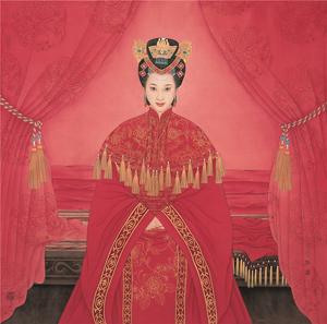 崔景哲《新娘》
